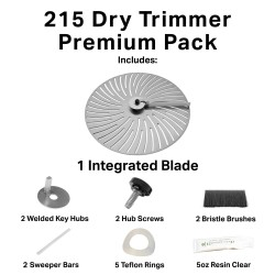 GreenBroz 215 Dry Trimmer – Premium Parts and Accessories
