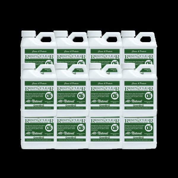 GreenBroz Machine Oil Resin Clear