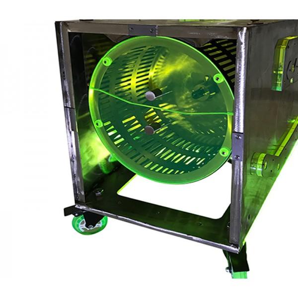 Mean Green Trimming Machine IR12HC ( Hand Crank)