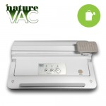 Nature Vac Vacuum Sealer w/ Cutter