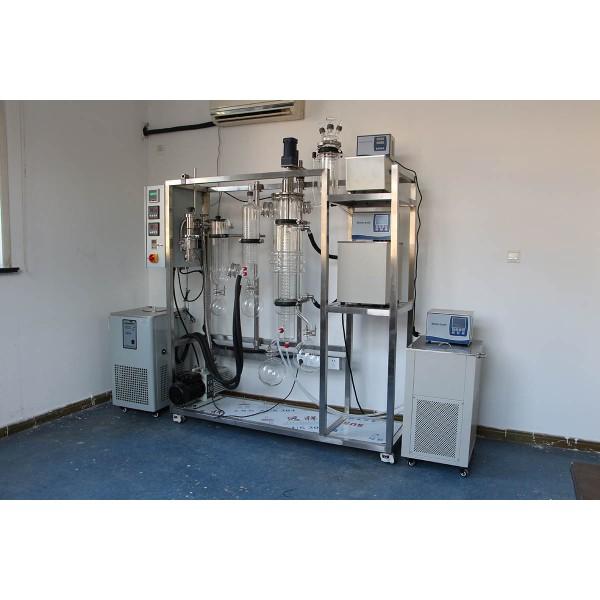 372 sq inch molecular distillation wiped film