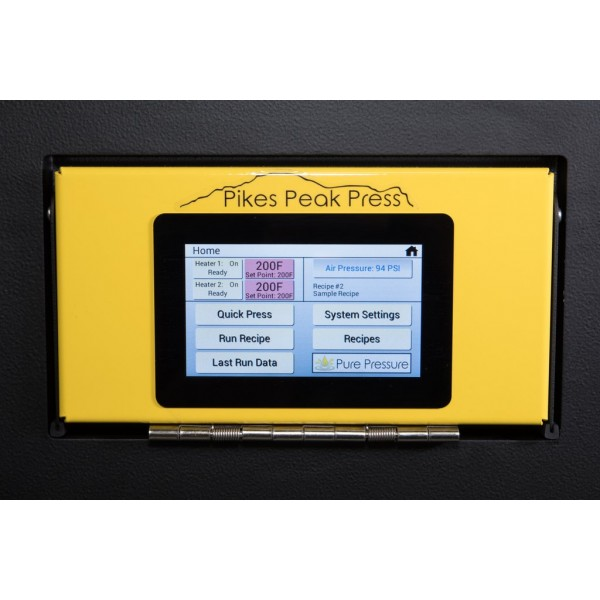 Pikes Peak LCD Touchscreen Upgrade Kit