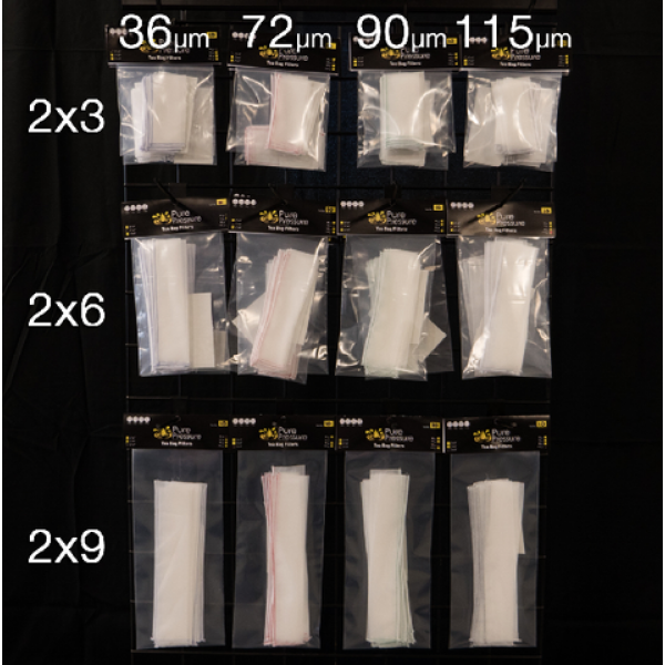 Complete Rosin Bag Starter Kit