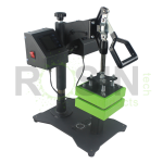 RTP GOLD Series Manual Rosin Tech Heat 5x5 Press