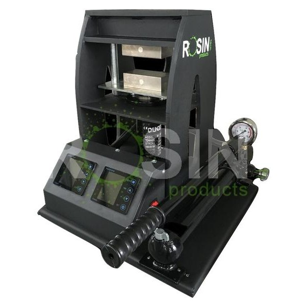 RTP GOLD Series Manual Hydraulic Rosin Tech Heat Press