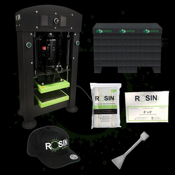 Rosin Tech Master Kit Combo