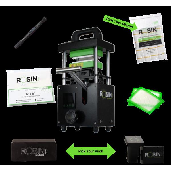 Rosin Tech Mobile Pro Kit