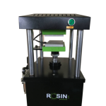Rosin Tech Pneumatic Single Ram™ Heat Press