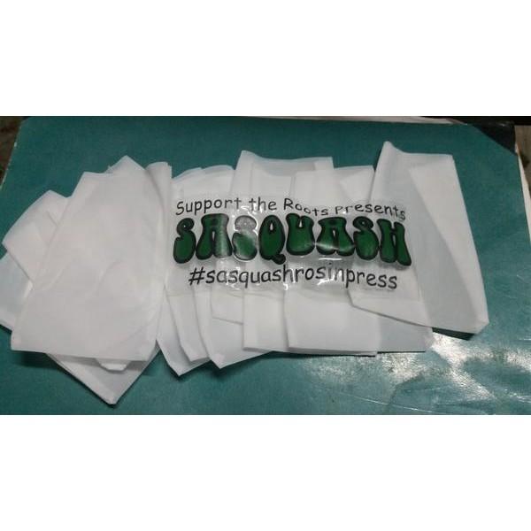 "100 Pack Nylon Mesh Tea Bags 2.25"" x 4"""