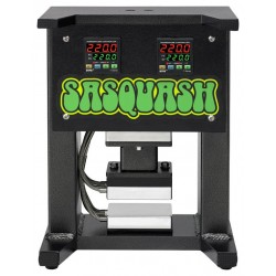 Sasquash Half Squash 5 Ton Rosin Press