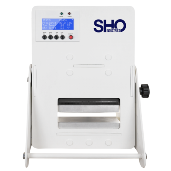SHO Industries Precision Rosin Press