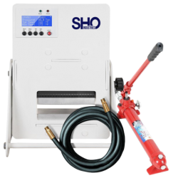 SHO Industries Precision Rosin Press - Manual Combo