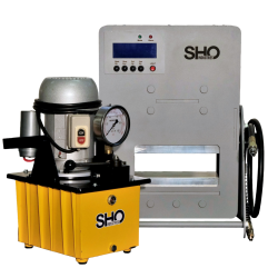 SHO Industries Precision Rosin Press - Station Combo