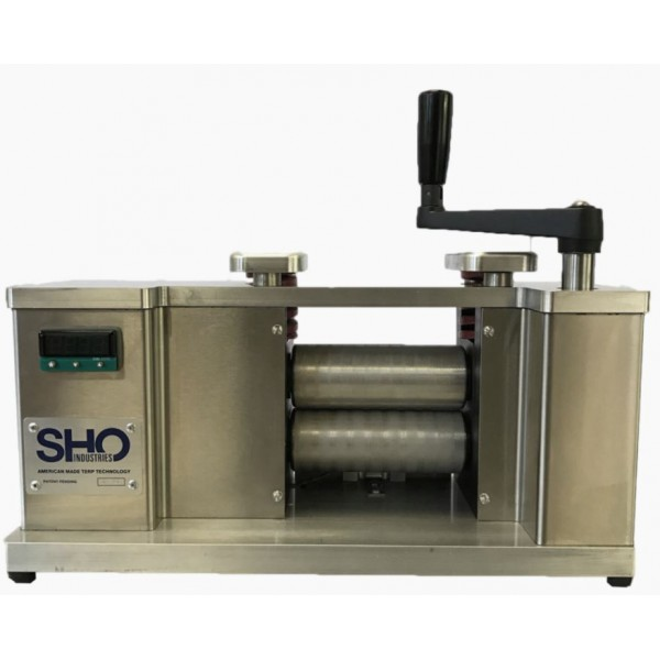 SHO Industries Rosin Roller Commercial Rosin Extraction