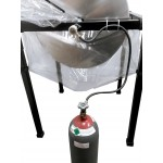 Toms Tumbler TTT 2100 Dry Trimmer Extraction System
