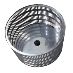 TrimPal 4lb medical stainless Basket Replacement