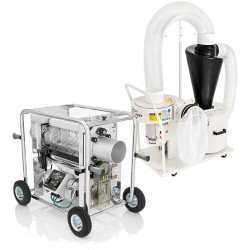 Twister T2 Trimming Machine with Trim Saver Vacuum