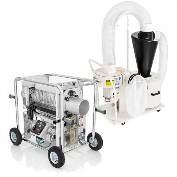 Twister T2 Trimming Machine with Trim Saver Vacuum