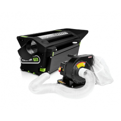 Twister T6 Wet Trimming System with Leaf Collector