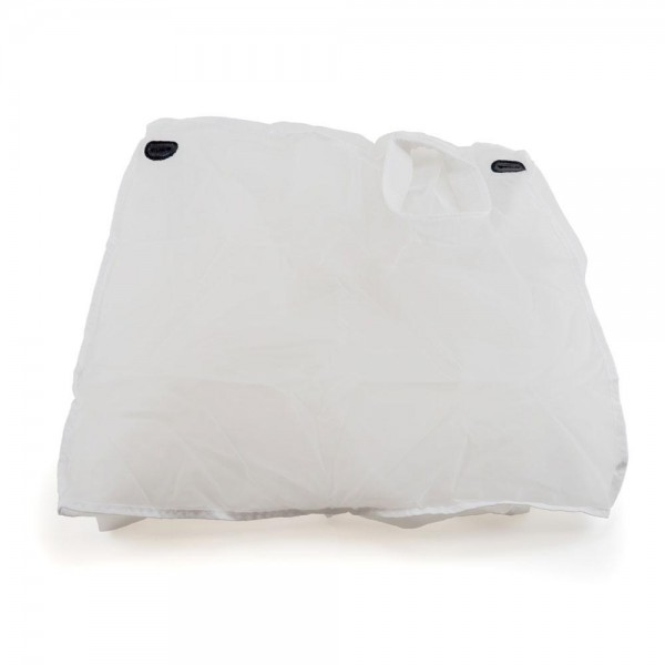 Twister T4 Dry Leaf Collector Filter Bag, White 40 Micron