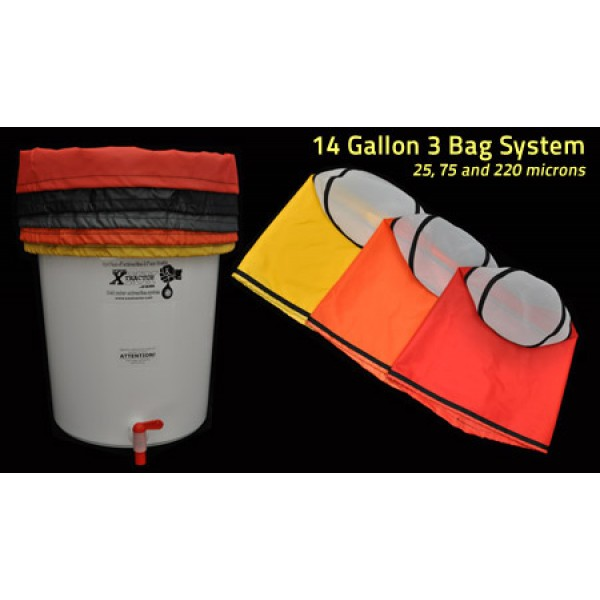 14 Gallon XXXTractor  3 bag set