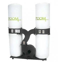 Zoom Pro 3hp Double Bag Vacuum