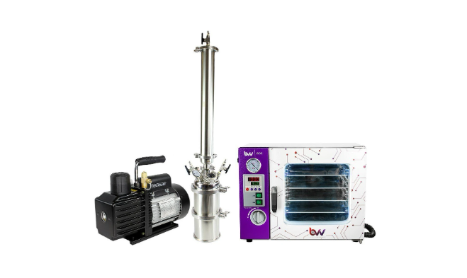 1LB Passive Closed Loop Extraction Kit
