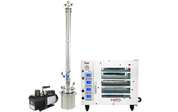 5LB MK-V Bi-Directional Closed Loop Extraction Kit