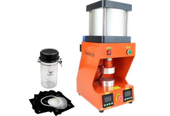 Rosomatic Pneumatic Rosin Press (5000psi)