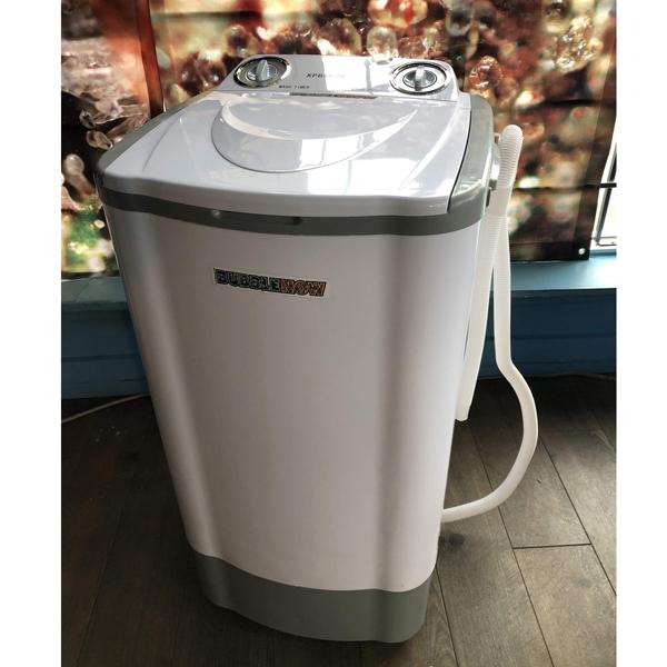 Bubble Bags L20 gallon washing machine.