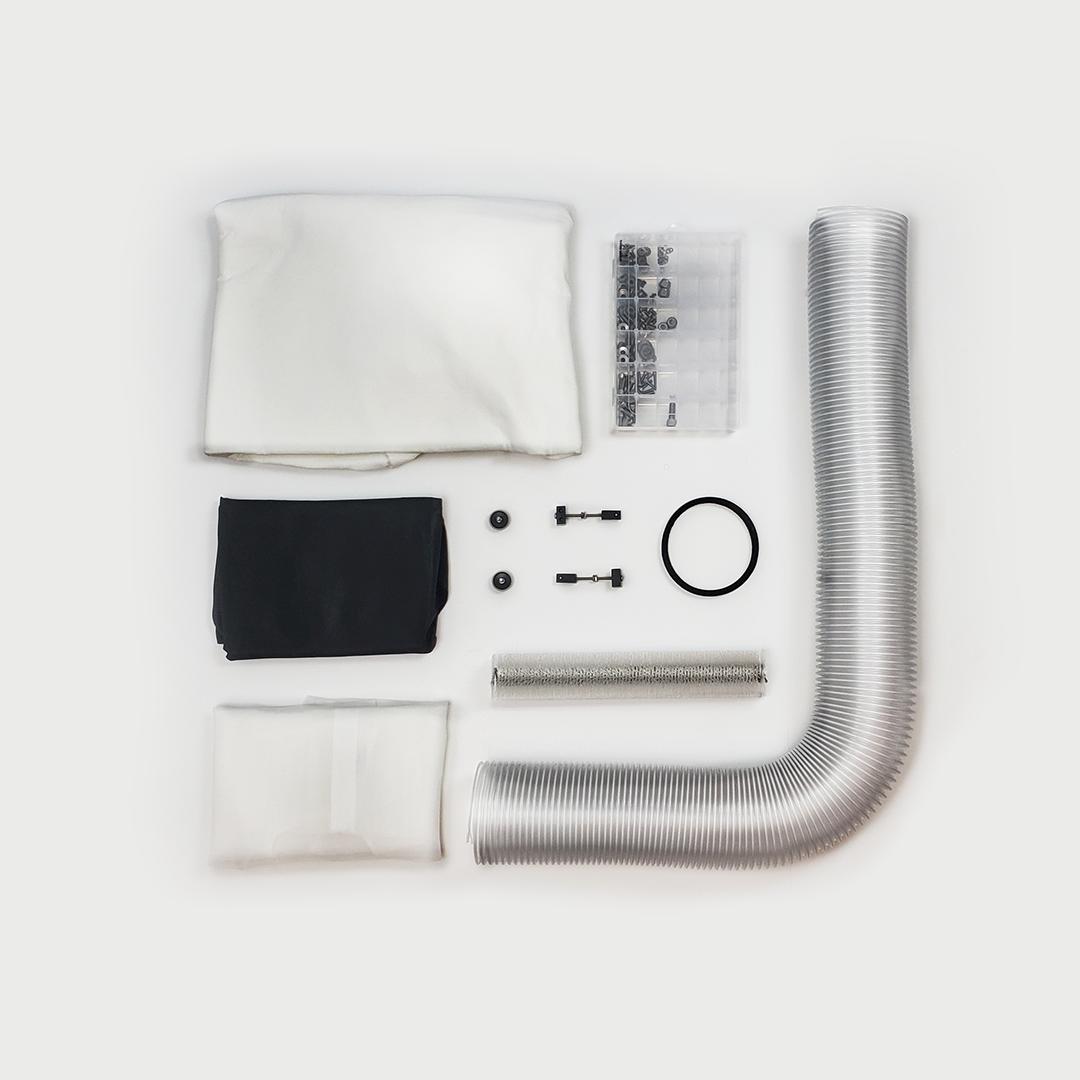 CenturionPro TableTop Parts Kit