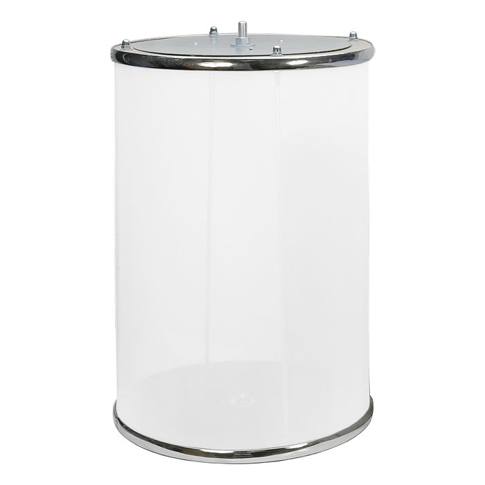 Replacement Tumbler Barrel Bubble Magic 150 gram - 125, 145,185 micron sizes. Replaces damaged micron 150 mesh screen to factory new.