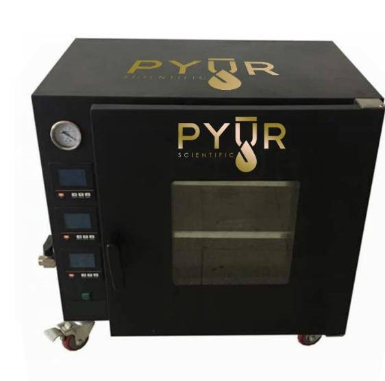 Pyur Scientific Vacuum Oven 1.9