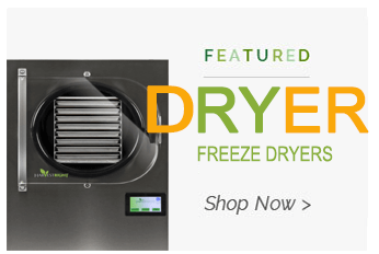 Quick links to freeze dyer machines.