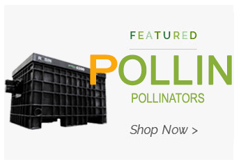 Quick links to all pollinators and extraction machines