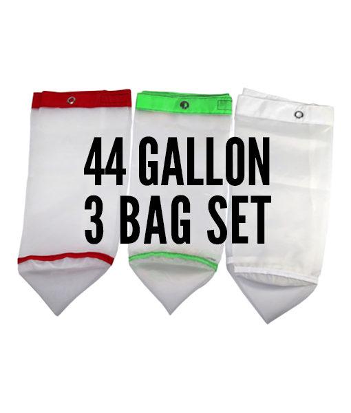 Frenchy Full Mesh – 44 Gallon 3 Bag Set