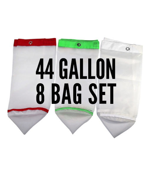 Frenchy Full Mesh – 44 Gallon 8 Bag Set