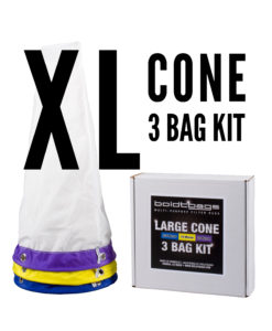 Boldtbags XL Cone 3 Bag Kit