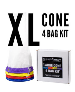 Boldtbags XL Cone 4 Bag Kit
