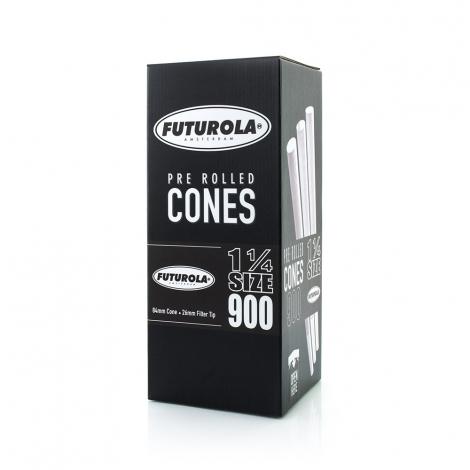 900 Classic White Cones