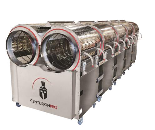 CenturionPro XL 10.0 Stainless Steel Trimming Machine
