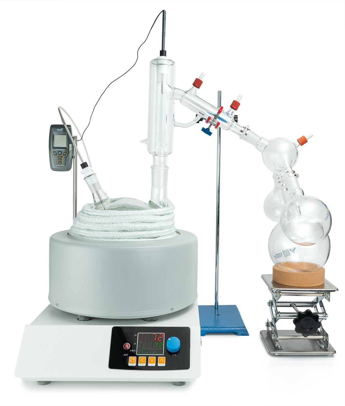 5L Short Path Distillation Kit with P5 Distillation Head