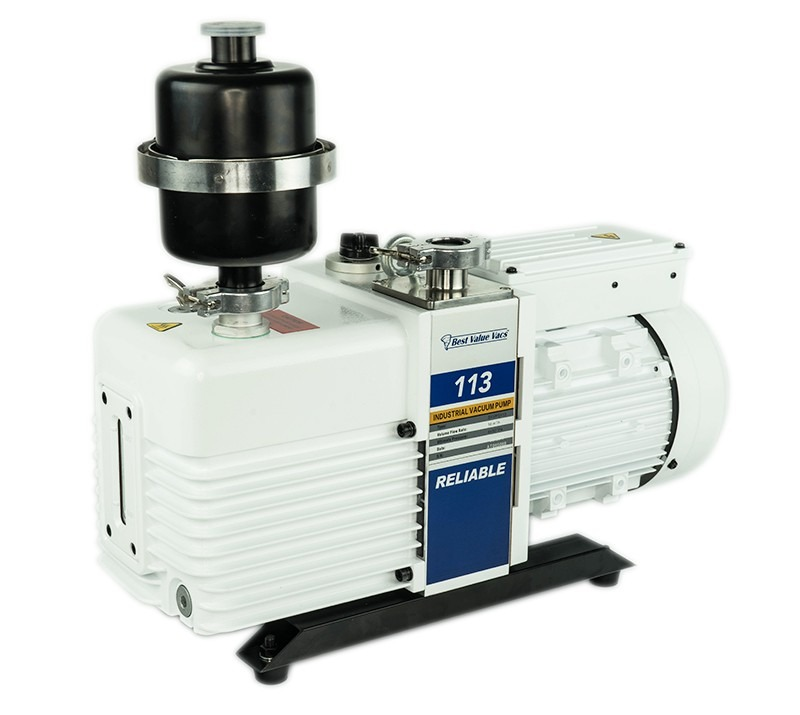 Pro Series 11.3CFM Corrosion Resistant Two Stage Vacuum Pump