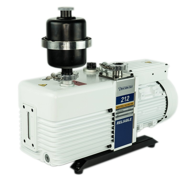 UL Listed BVV Pro Series 21.2CFM Two Stage Vacuum Pump