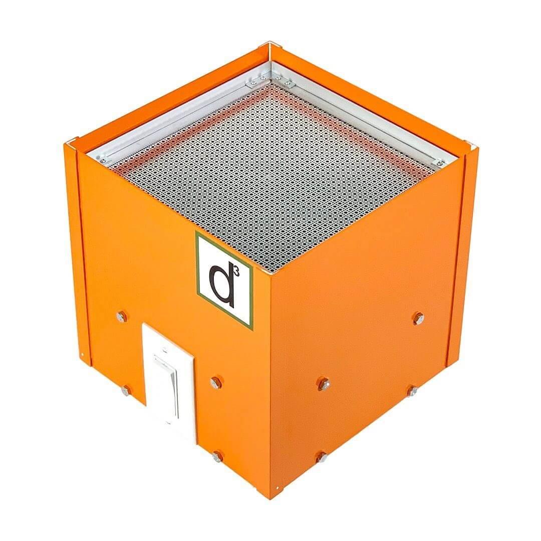Mini Doob Cube & Drop Box Pre Roller