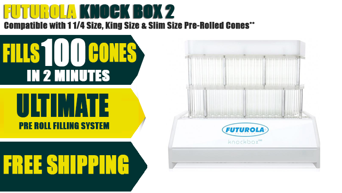 Futurola Pre-Roll Ultimate Combo Package Knock Box 2
