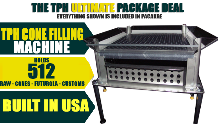 TPH 512 Ultimate Package Deal