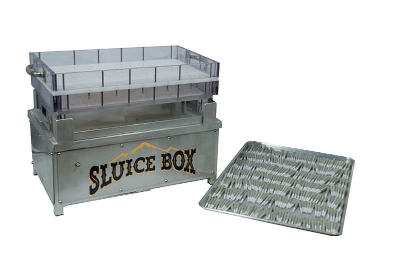 Sluice Box Pre Roll Machine