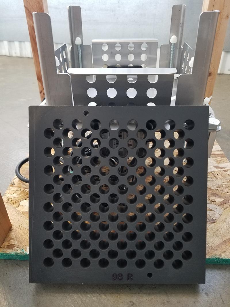 TPH-128 VERSION 1 98 RAW PLATE