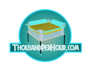 thousand per hour logo